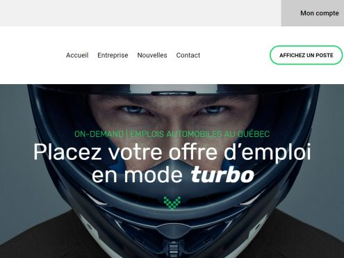 Optimisation du référencement, Optimisation – Référencement + positionnement | JobonDemand – Montréal, Pagup, Agence SEO