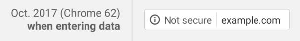 """""""Plus que quelques jours avant de perdre votre trafic ! Passez au HTTPS ..."""""""