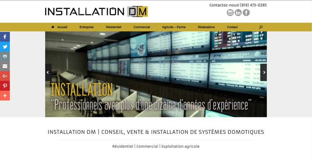 Optimisation de site web