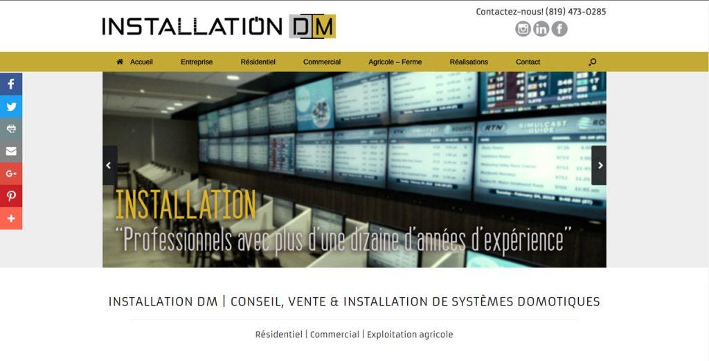 Optimisation de site web
